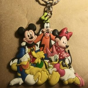 Disney Character Keychain